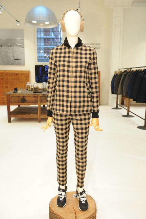 woolrich john rich and bros fall 2014 ready-to-wear photos