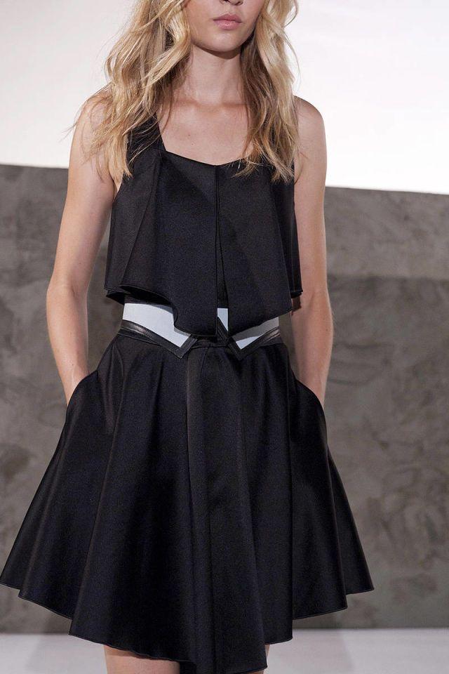 icb by prabal gurung spring 2013 new york fashion week