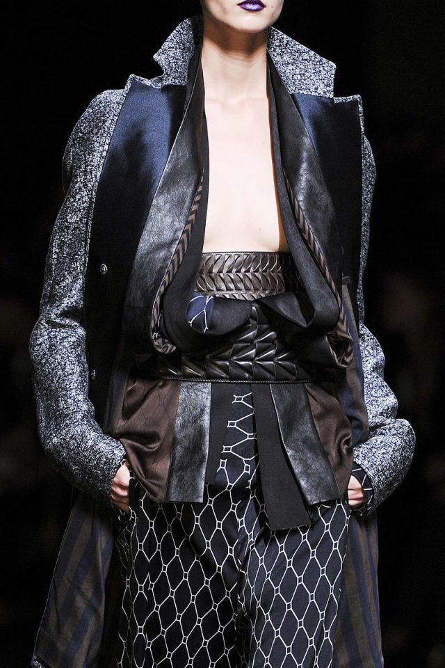 haider ackermann spring 2013 new york fashion week