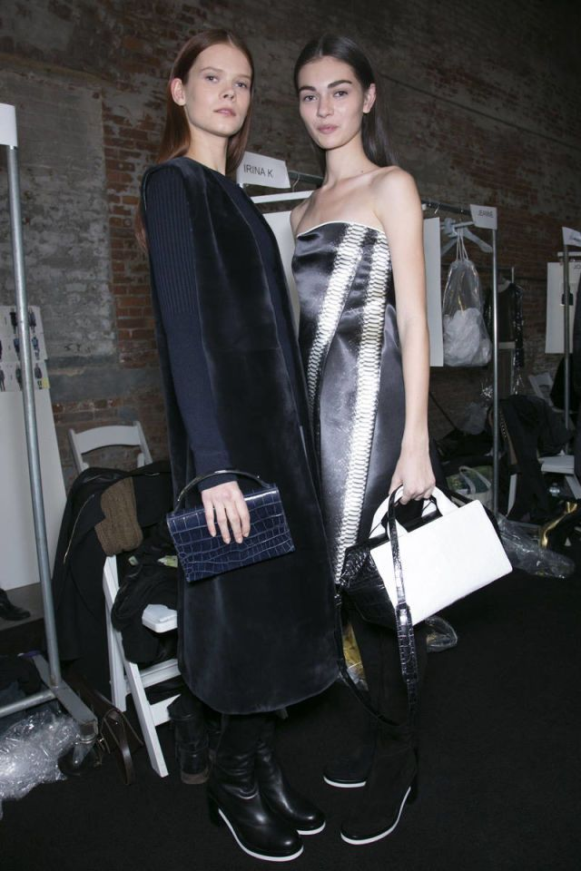 reed krakoff fall 2013 ready-to-wear photos