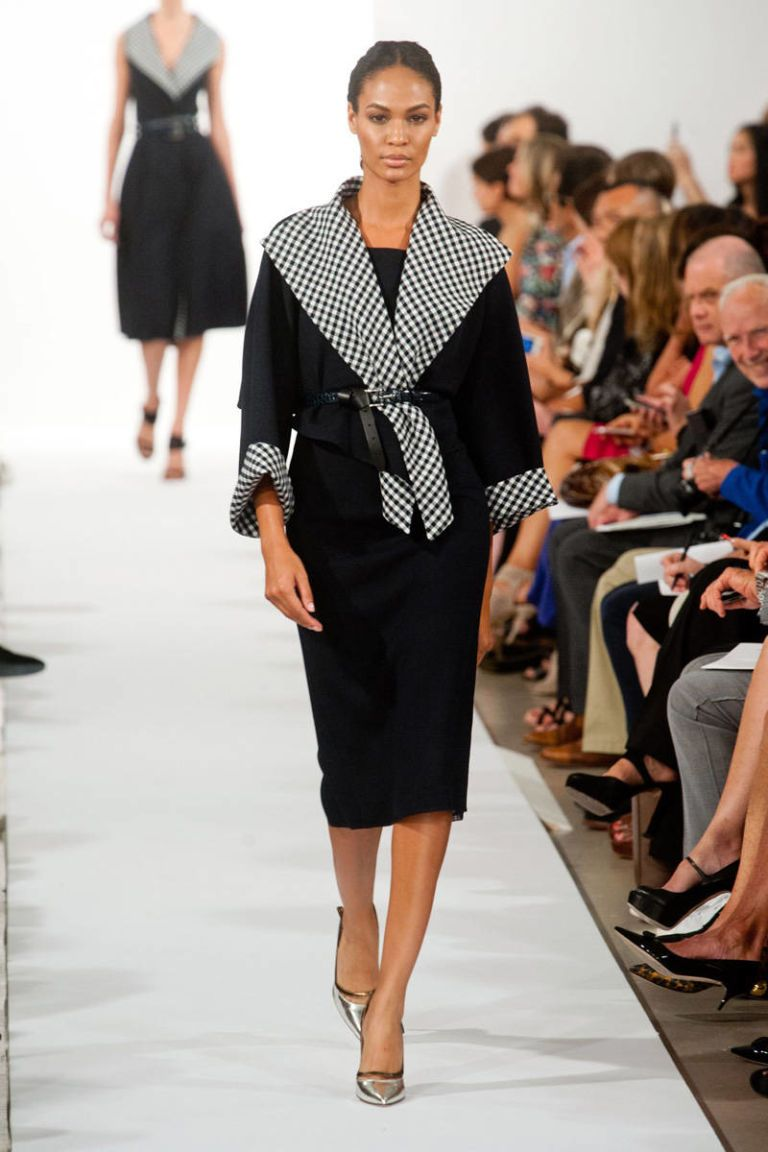 oscar de la renta spring 2014 ready-to-wear photos