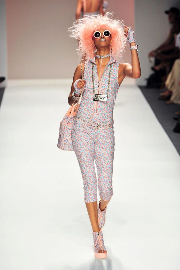betsey johnson spring 2014 ready-to-wear photos