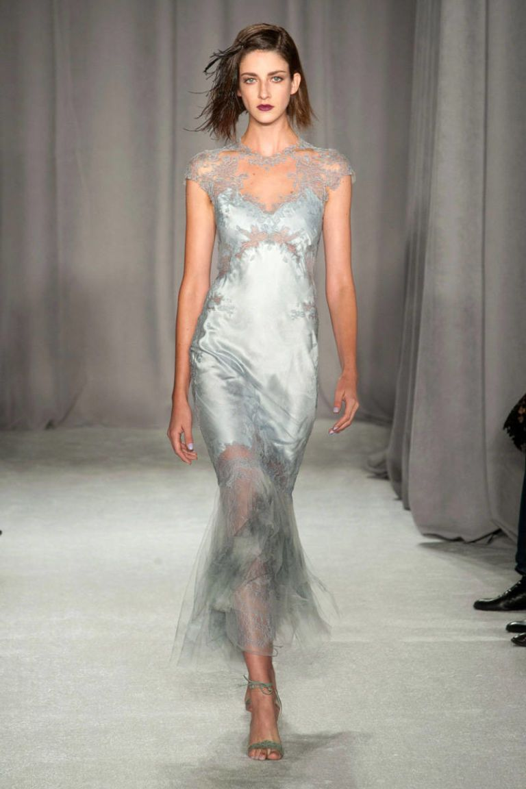 marchesa spring 2014 ready-to-wear photos