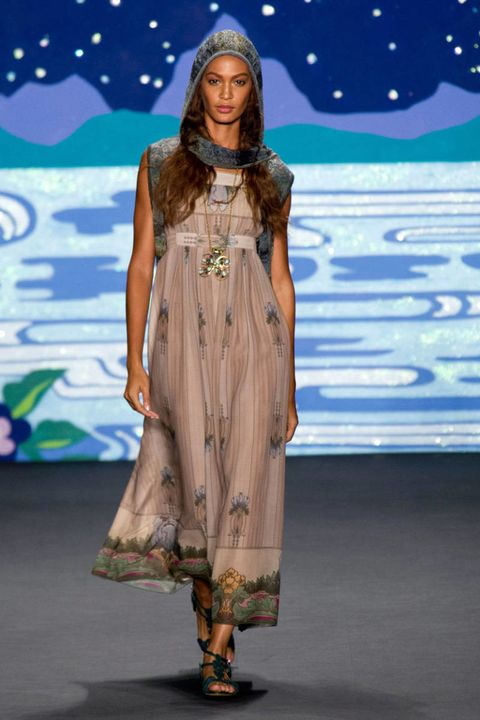 anna sui spring 2014 ready-to-wear photos