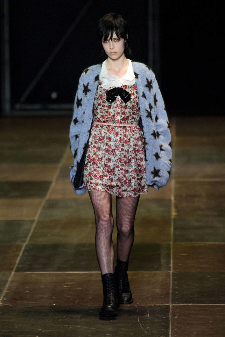 saint laurent fall 2013 ready-to-wear photos