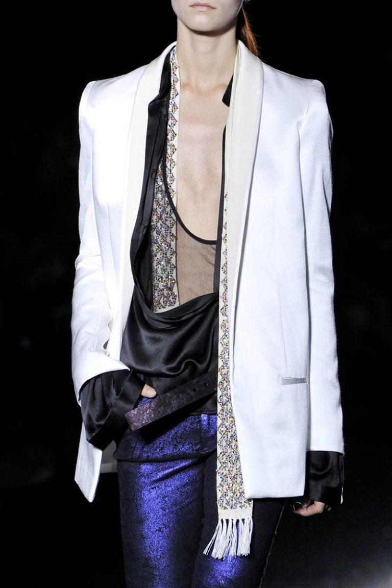 haider ackermann spring 2014 ready-to-wear photos