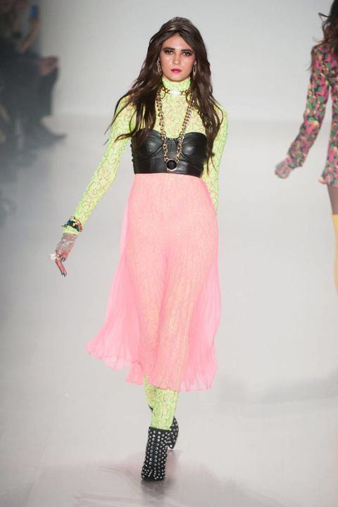 betsey johnson fall 2014 ready-to-wear photos