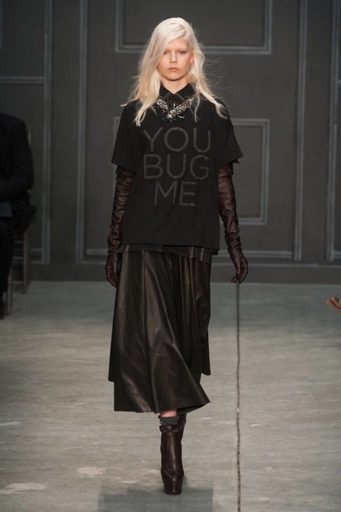 vera wang fall 2014 ready-to-wear photos