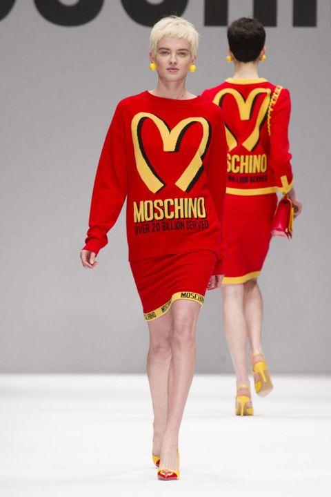 moschino fall 2014 ready-to-wear photos