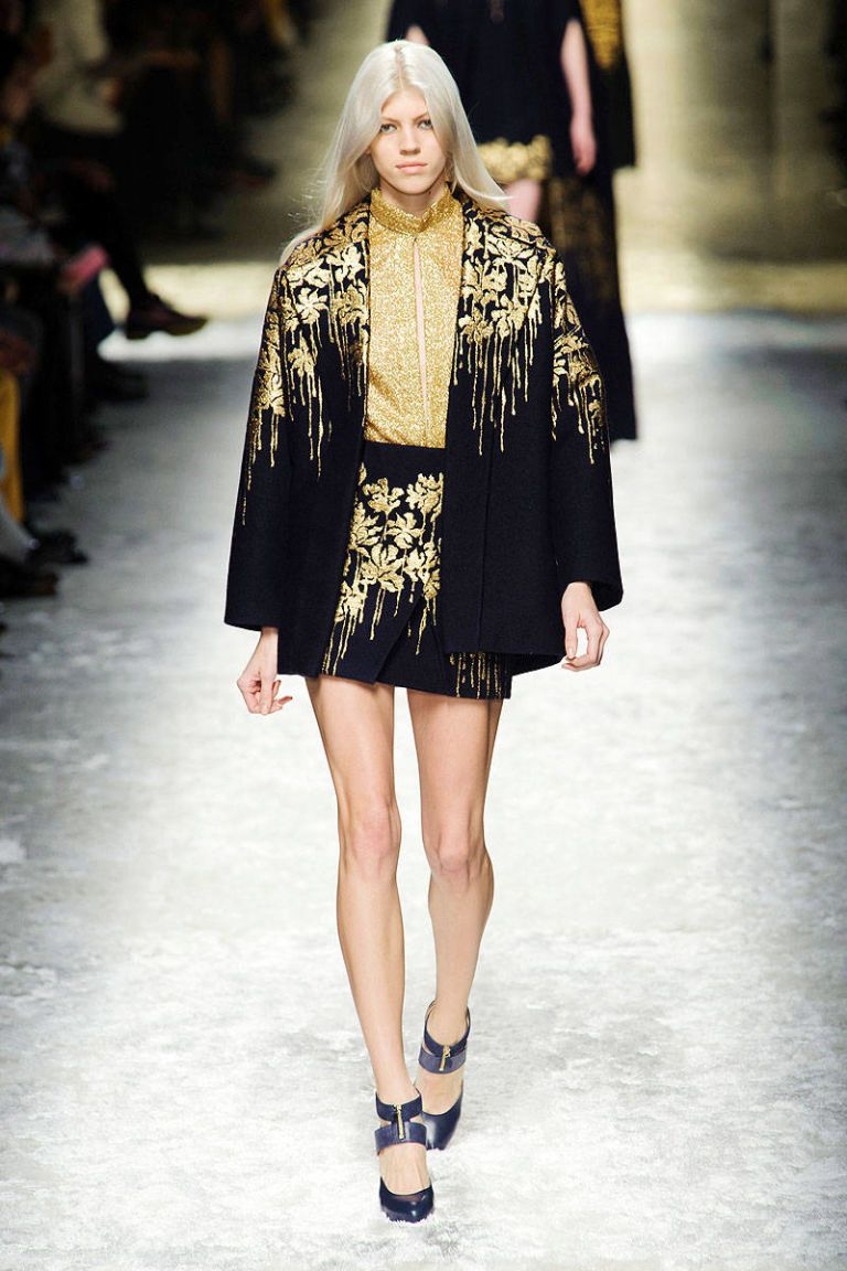 blumarine fall 2014 ready-to-wear photos
