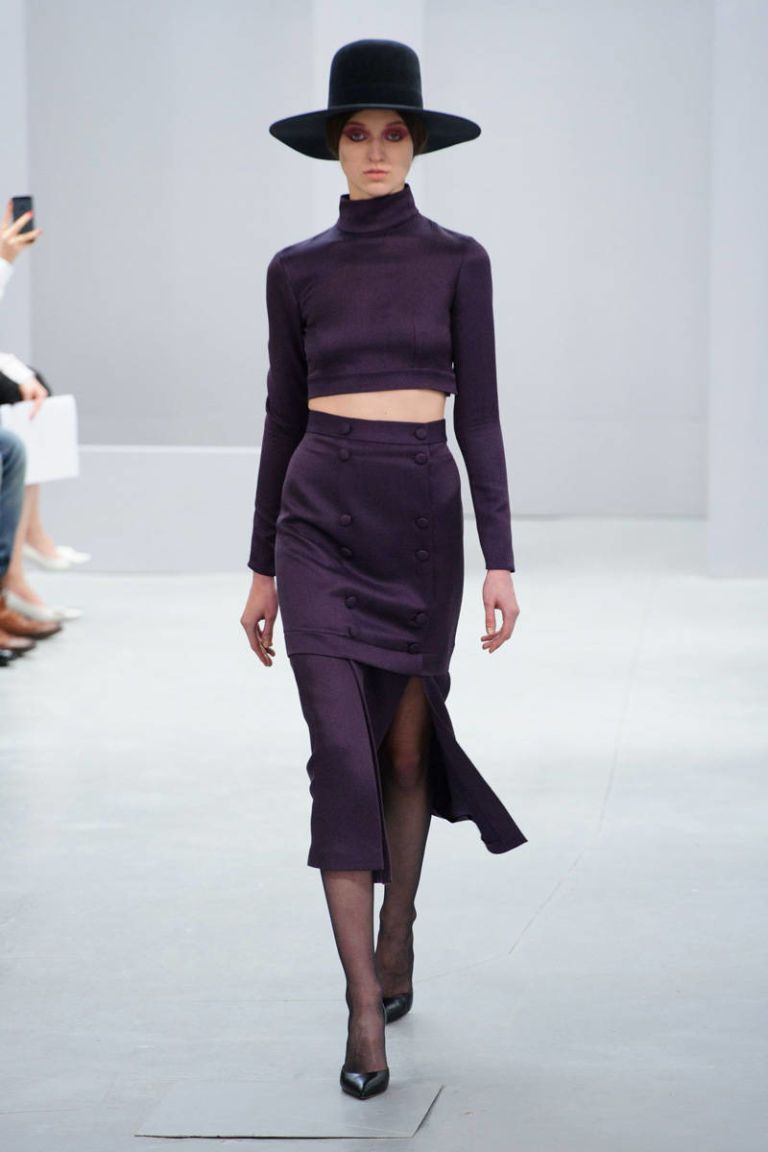 barbara casasola fall 2014 ready-to-wear photos