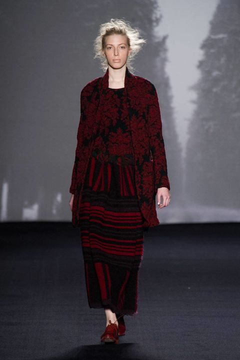 uma wang fall 2014 ready-to-wear photos