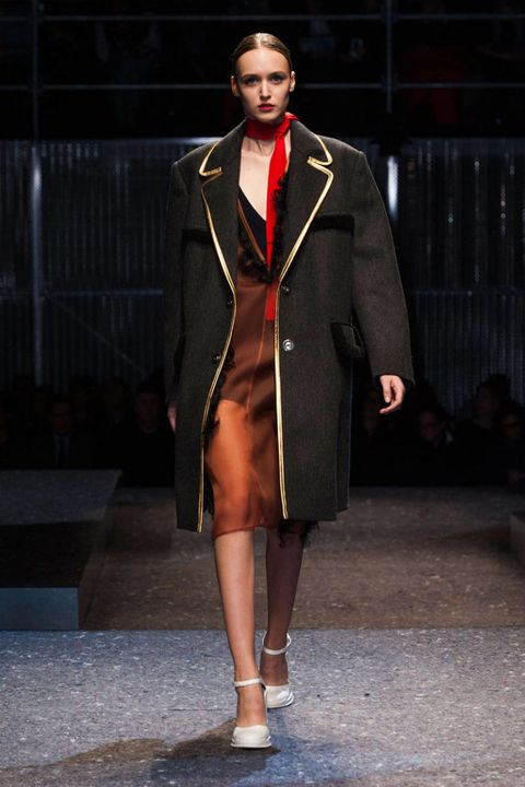 prada fall 2014 ready-to-wear photos