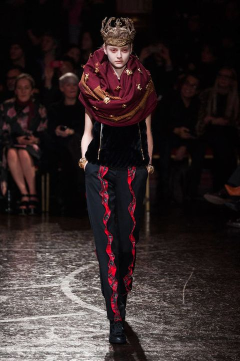 undercover fall 2014 ready-to-wear photos