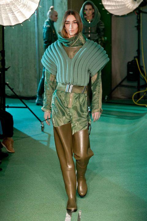 jean paul gaultier fall 2014 ready-to-wear photos