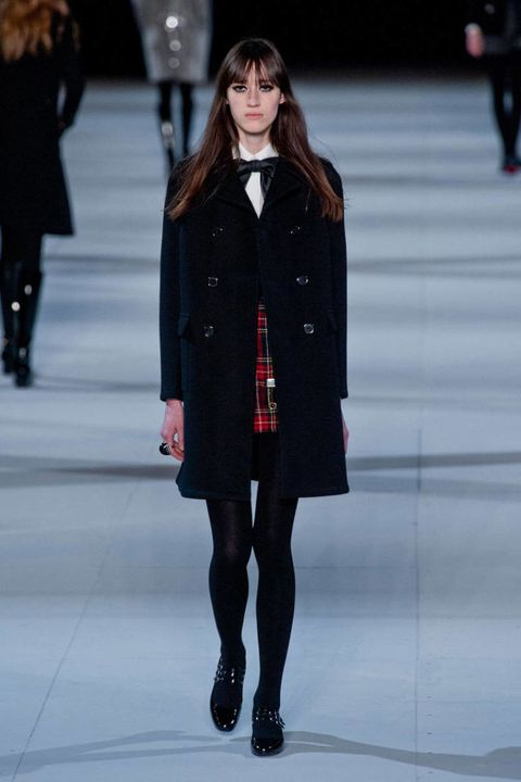 saint laurent fall 2014 ready-to-wear photos