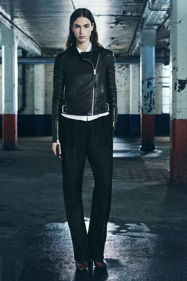 allsaints fall 2014 ready-to-wear photos