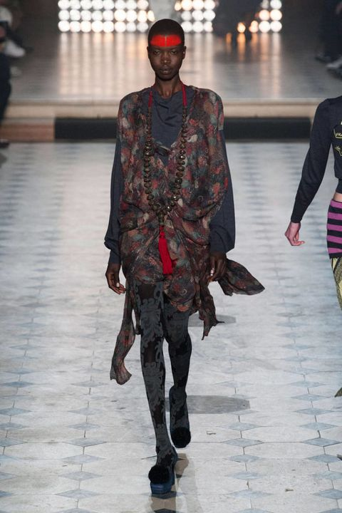 vivienne westwood fall 2014 ready-to-wear photos
