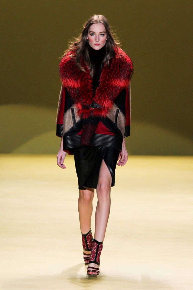 j mendel fall 2014 ready-to-wear photos