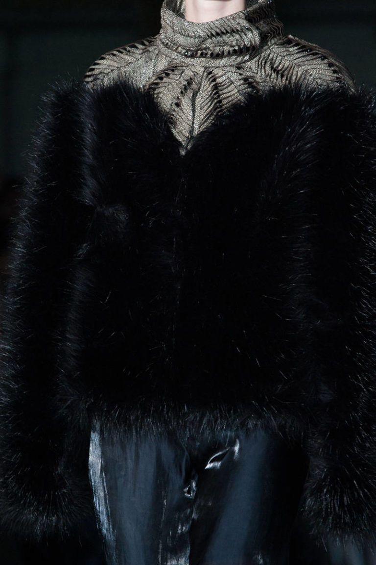 iris van herpen fall 2014 ready-to-wear photos