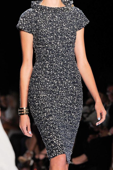 badgley mischka spring 2014 ready-to-wear photos