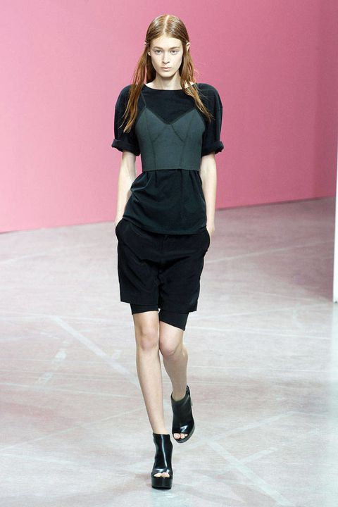 theyskens theory spring 2014 ready-to-wear photos