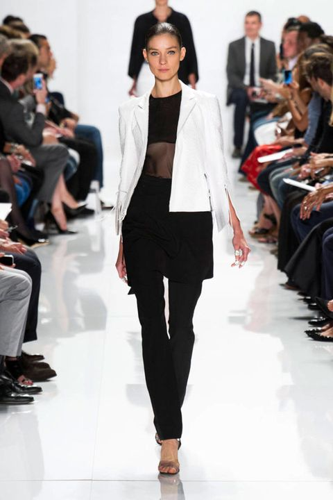 ralph rucci spring 2014 ready-to-wear photos