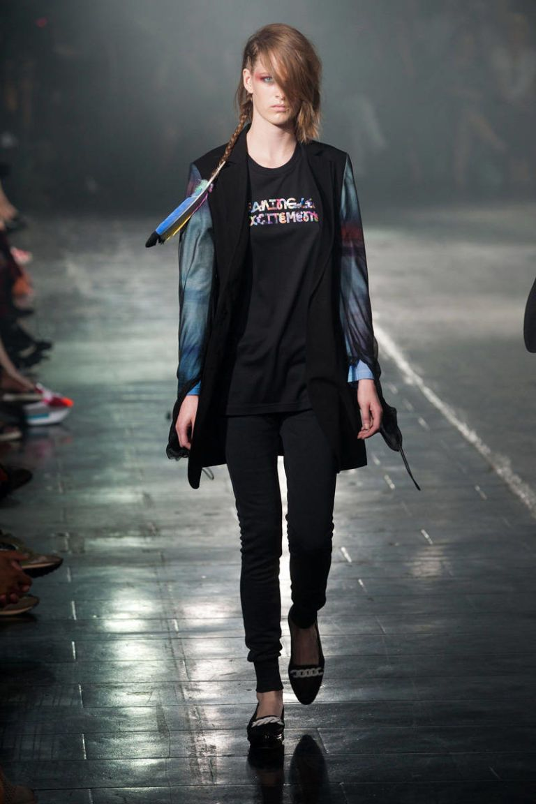 y-3 spring 2014 ready-to-wear photos