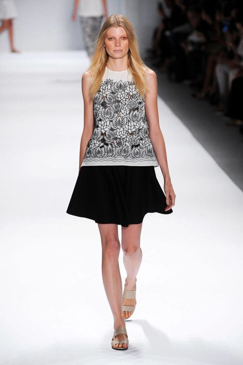 vivienne tam spring 2014 ready-to-wear photos