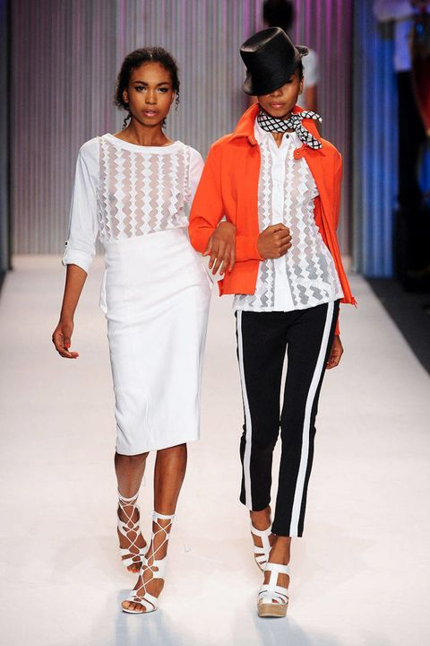 tracy reese spring 2014 ready-to-wear photos