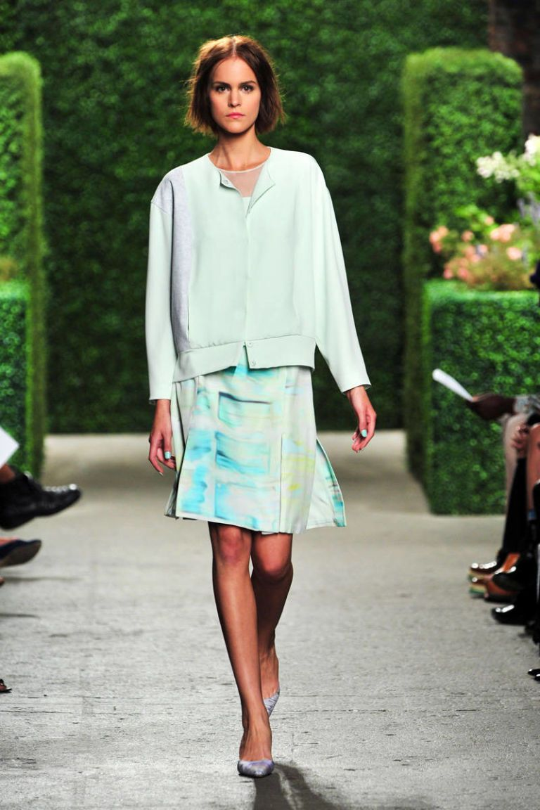 nonoo spring 2014 ready-to-wear photos