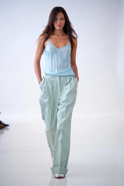 organic by john patrick spring 2014 ready-to-wear photos