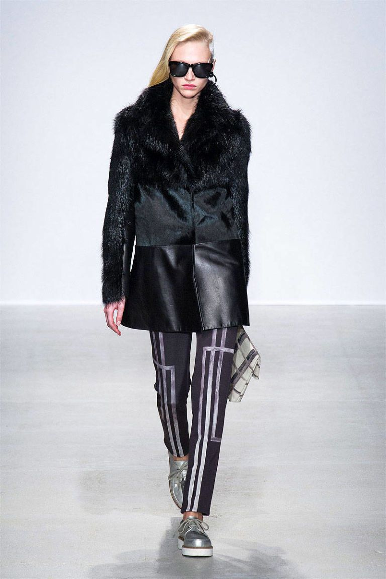 lie sang bong fall 2013 ready-to-wear photos