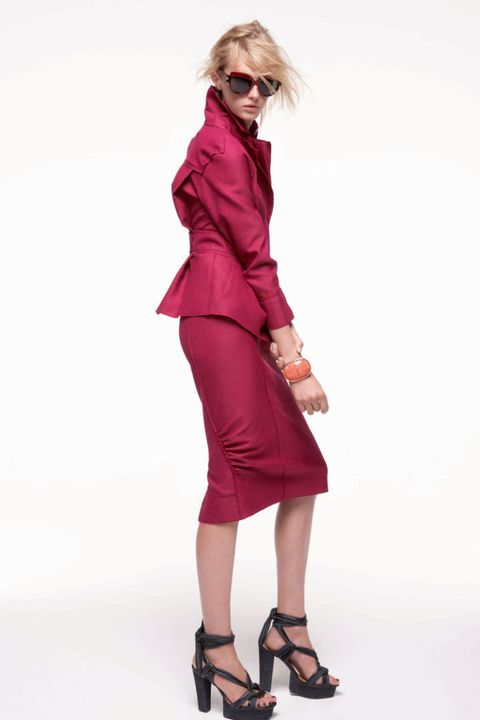 Nina Ricci Resort 2013 Fashion Week Photos