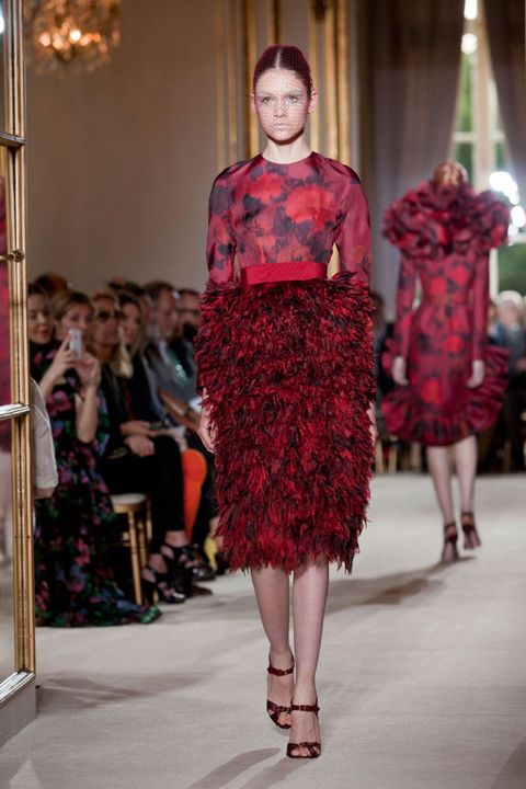 Giambattista Valli Fall 2012 Haute Couture Photos