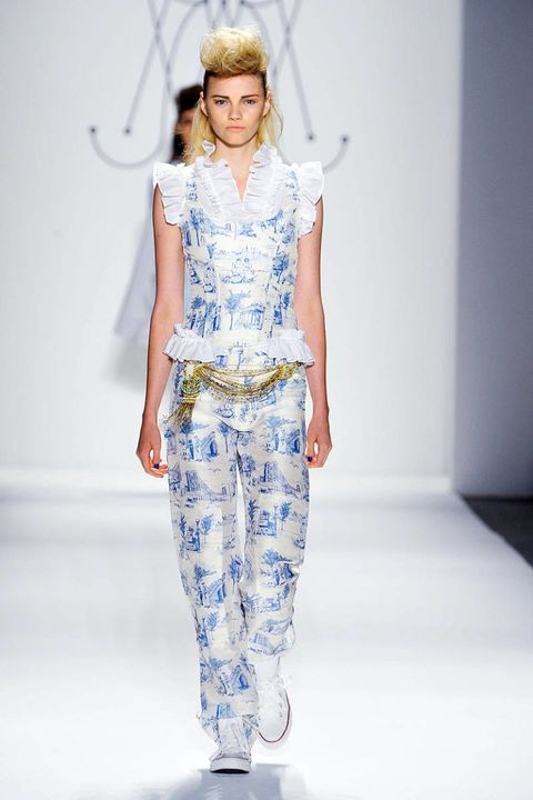 Ruffian Spring 2013 Ready-to-Wear Collection