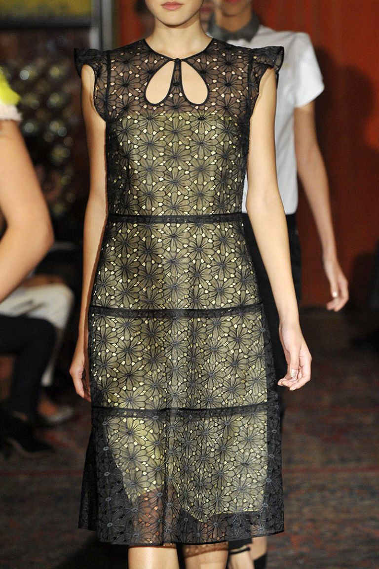 Behnaz Sarafpour Spring 2013 Ready-to-Wear Photos