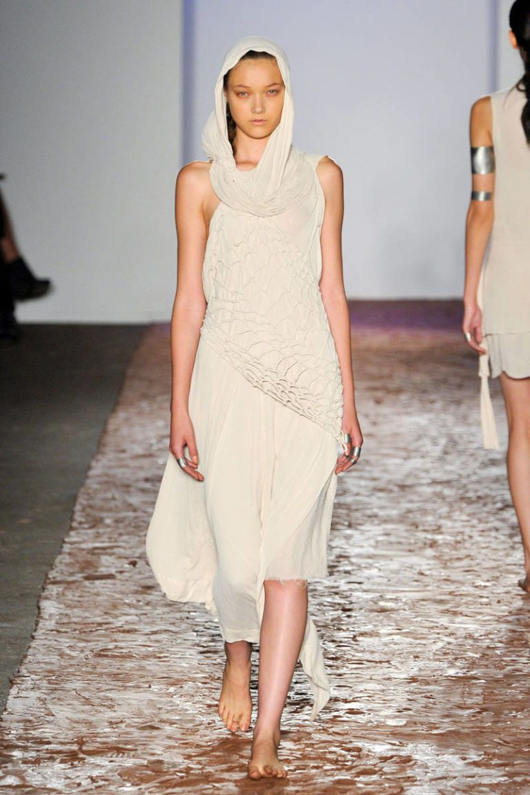 Kimberly Ovitz Spring 2013 Ready-to-Wear Photos