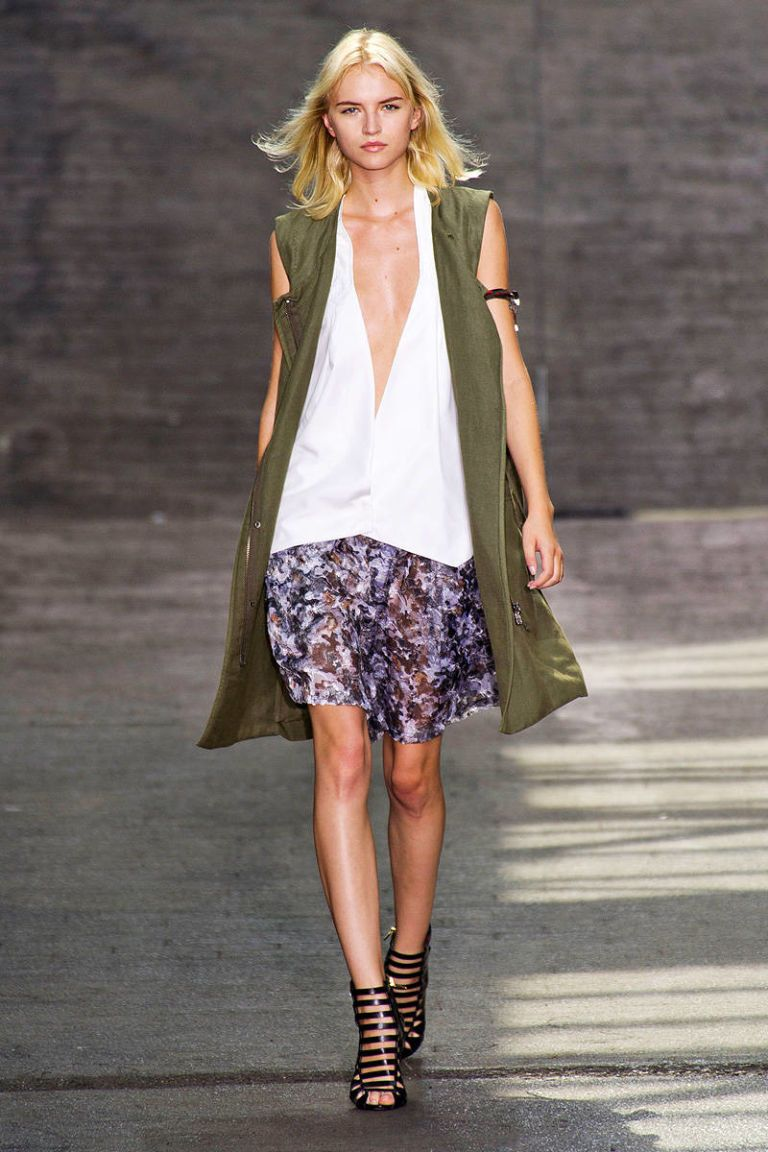 Edun Spring 2013 Ready-to-Wear Photos