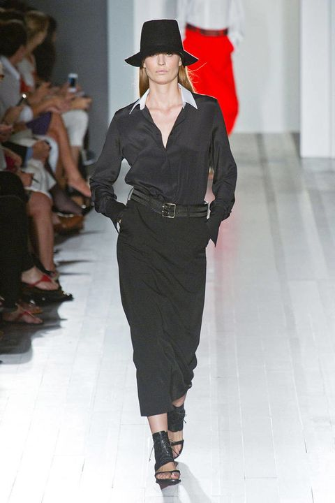 victoria beckham spring 2013 new york fashion week