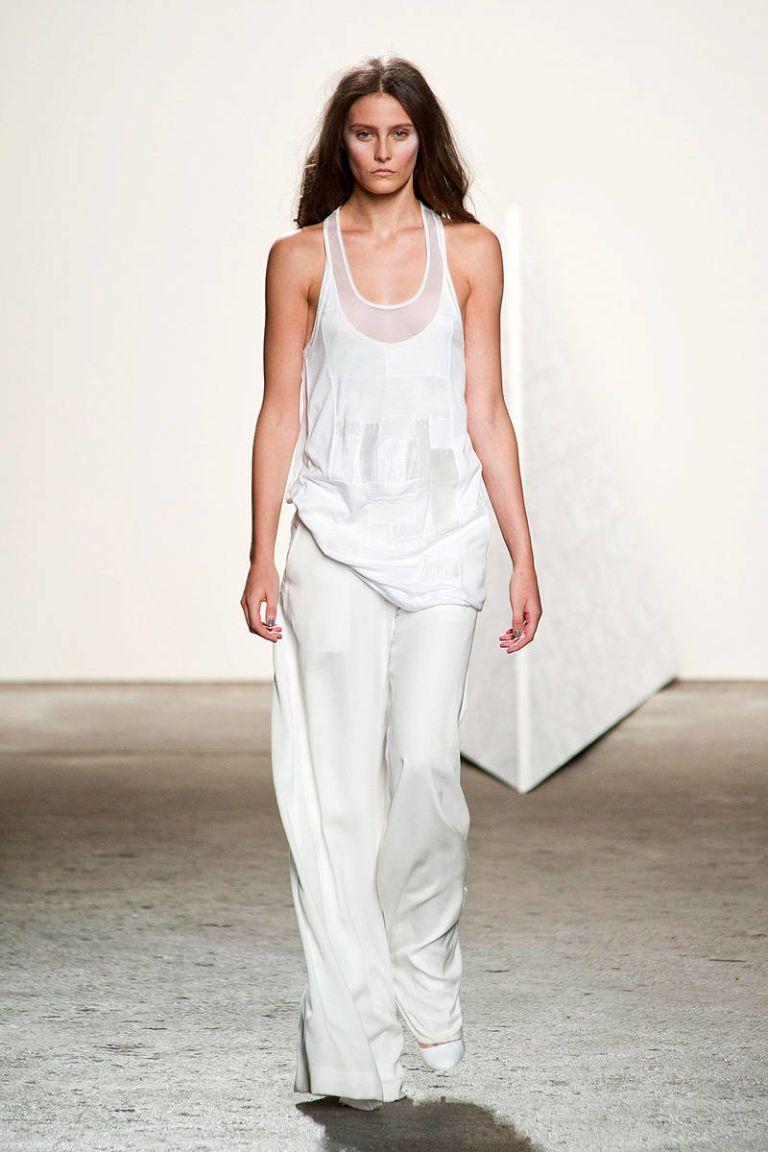 Tess Giberson Spring 2013 Ready-to-Wear Photos