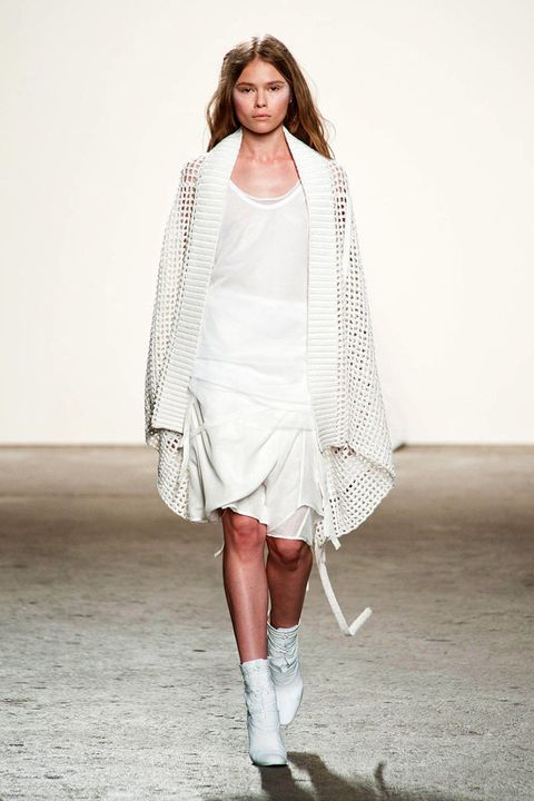 Tess Giberson Spring 2013 Ready-to-Wear Photos