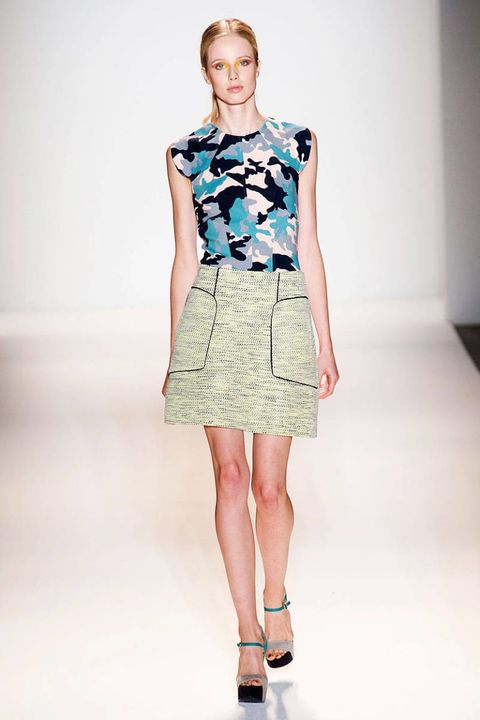 lela rose spring 2013 new york fashion week