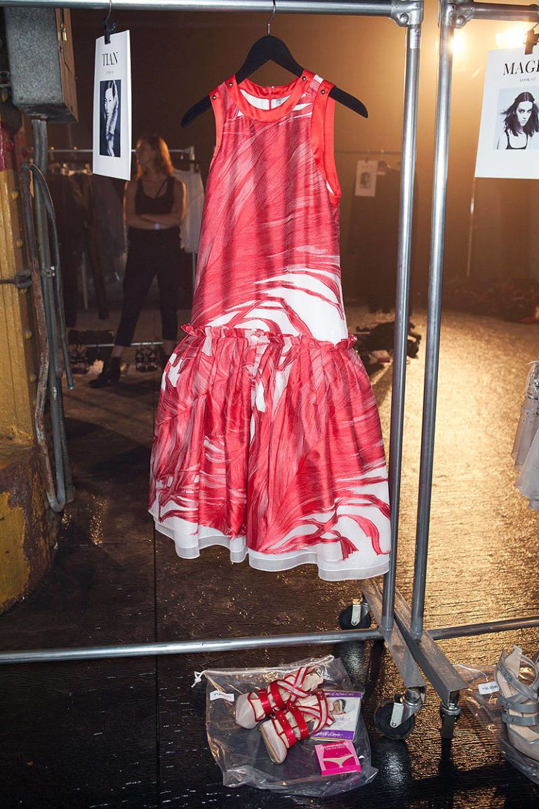 prabal gurung spring 2013 new york fashion week