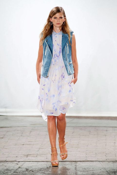 Rebecca Taylor Spring 2013 Ready-to-Wear Photos