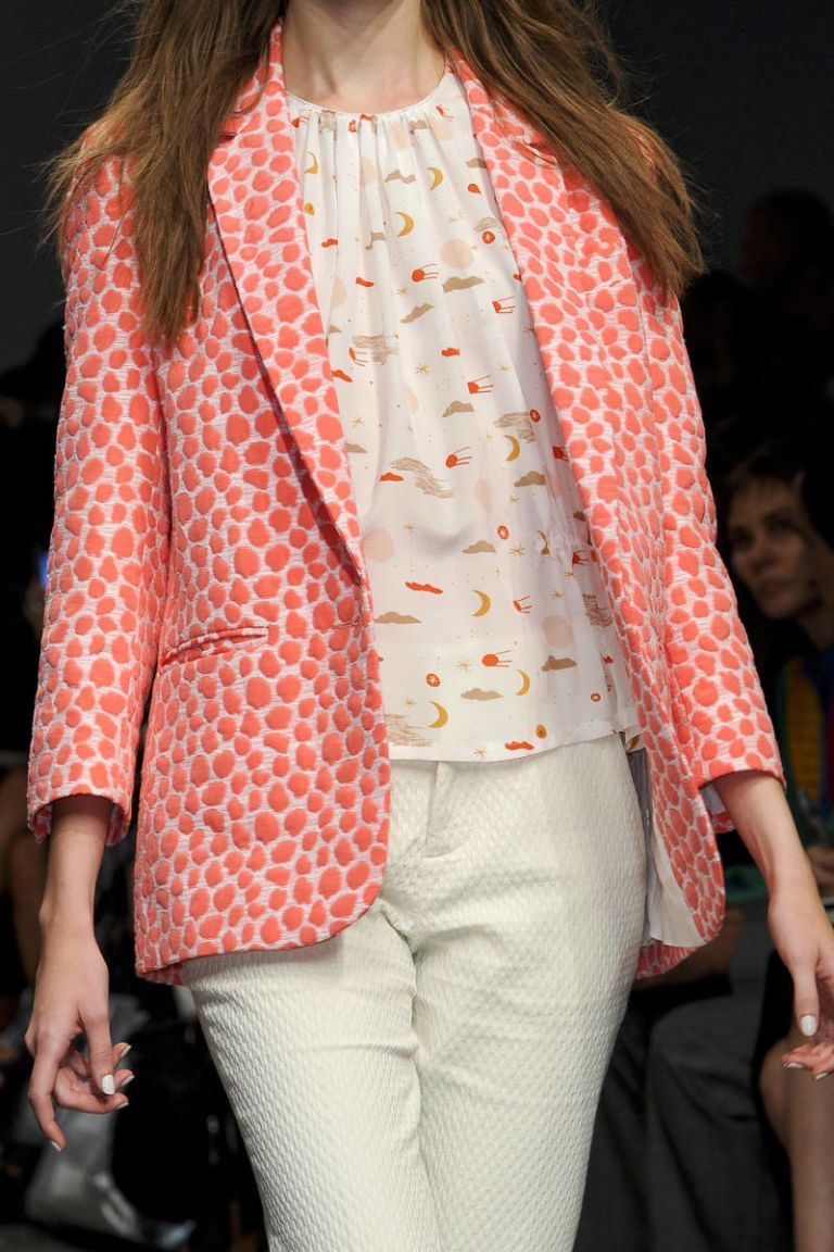 karen walker spring 2013 ready-to-wear photos