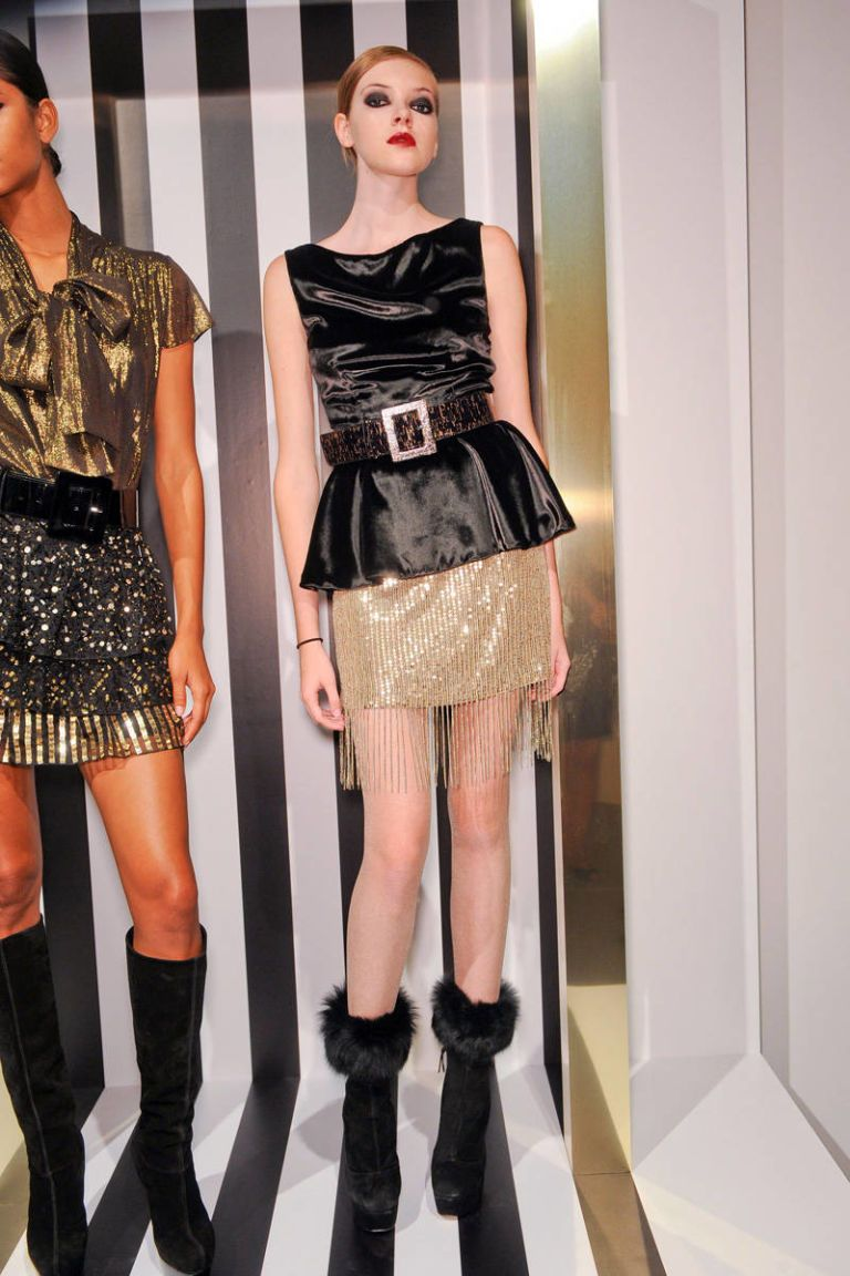 alice olivia spring 2013 ready-to-wear photos