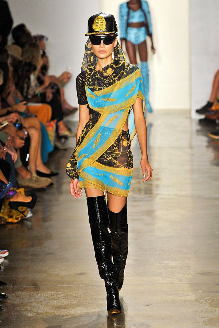jeremy scott spring 2013 new york fashion week