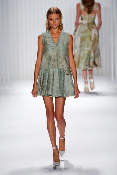 j mendel spring 2013 ready-to-wear photos