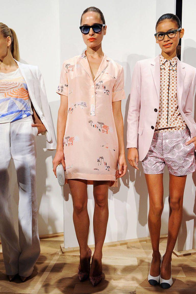 j crew spring 2013 new york fashion week